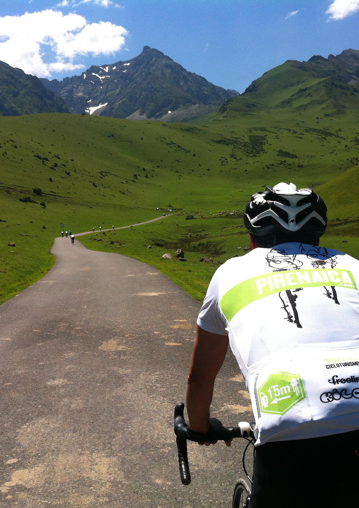 Marchas cicloturistas por etapas. La experiencia Pirenaica ...